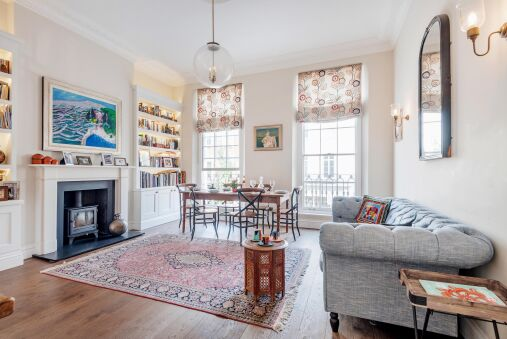 Charming Pimlico home close to the River Thames