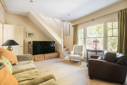 Charming Home in Leafy Parsons Green