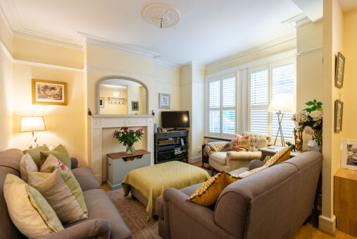Charming Victorian Family Home in Wimbledon