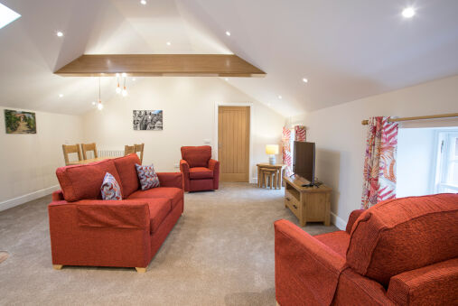 Victorian Stable Conversion in the Grade II*'listed Netherby Hall