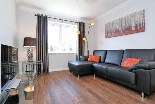 Bright Birchlee Home just minutes from Aberdeen City Centre